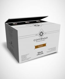 Coffesso Exotic 108s – Kopi Pods