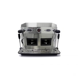 Maxi Pro 2 Groups Epresso Coffee Pod Machine Mesin Kopi Semi Profesional – Manual Brew Machine