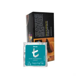 T Sachet Pure Peppermint Leaves 20s